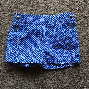 Janie and Jack Bottoms - Janie and Jack Preppy Shorts size 18-24 Months